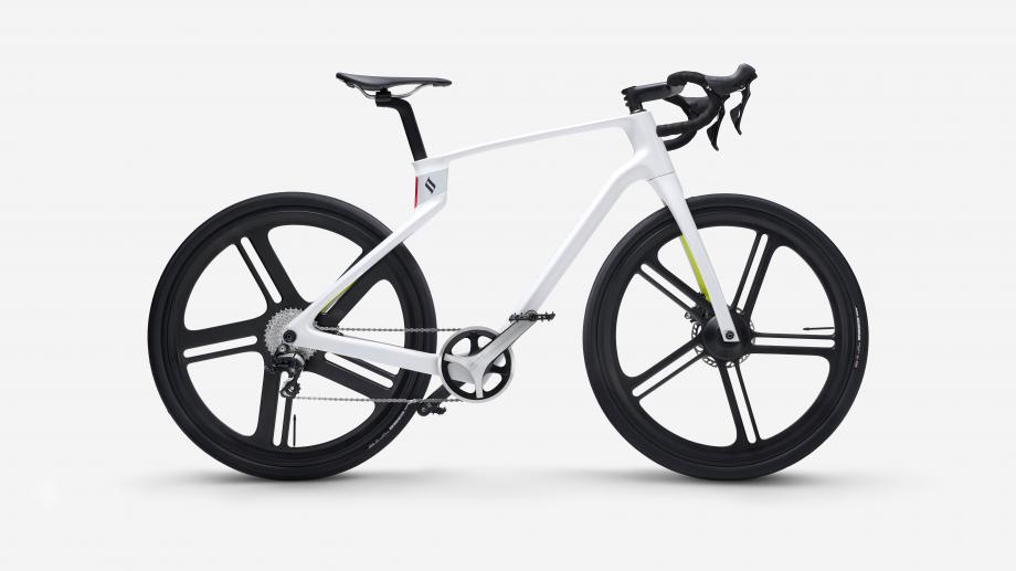 Superstrata - карбоновый велосипед, напечатанный на 3D-принтере