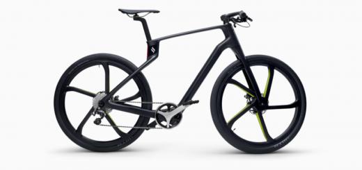Карбоновый велосипед, напечатанный на 3D-принтере