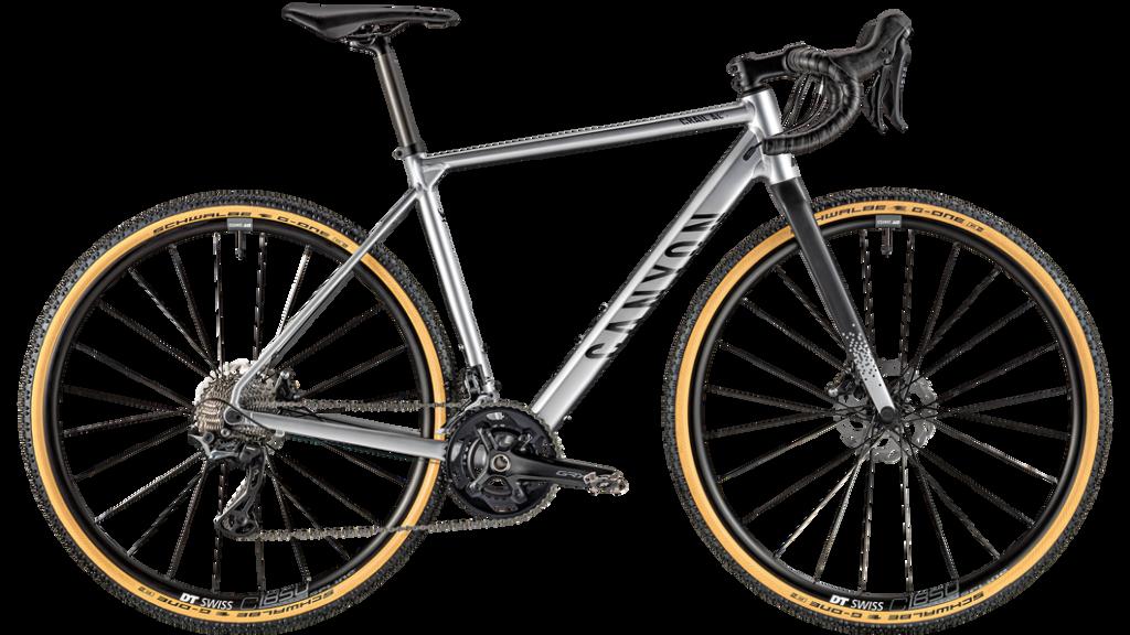Велосипед Canyon Grail AL 7