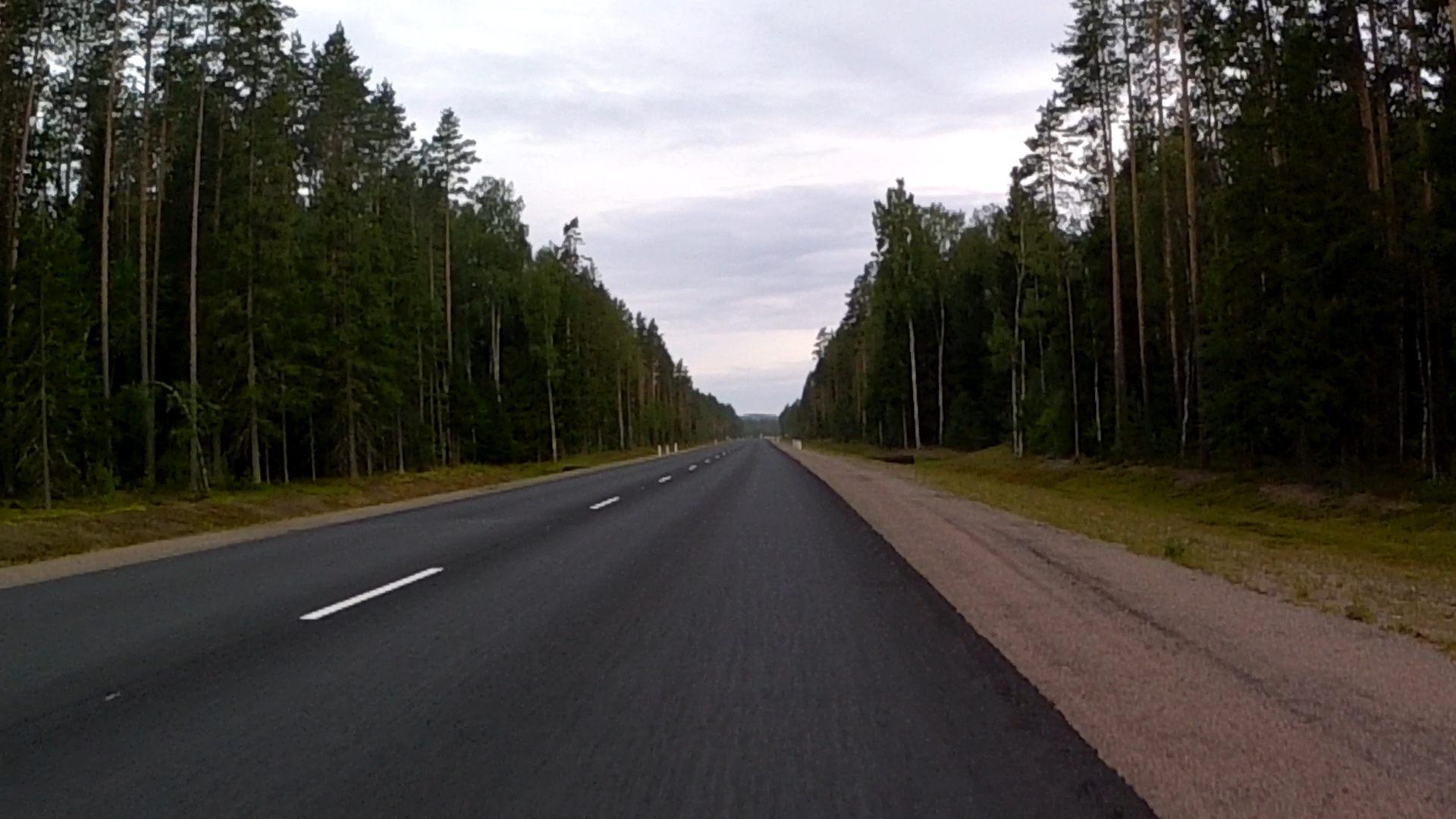 ВОЛ 2020, Сортавальское шоссе