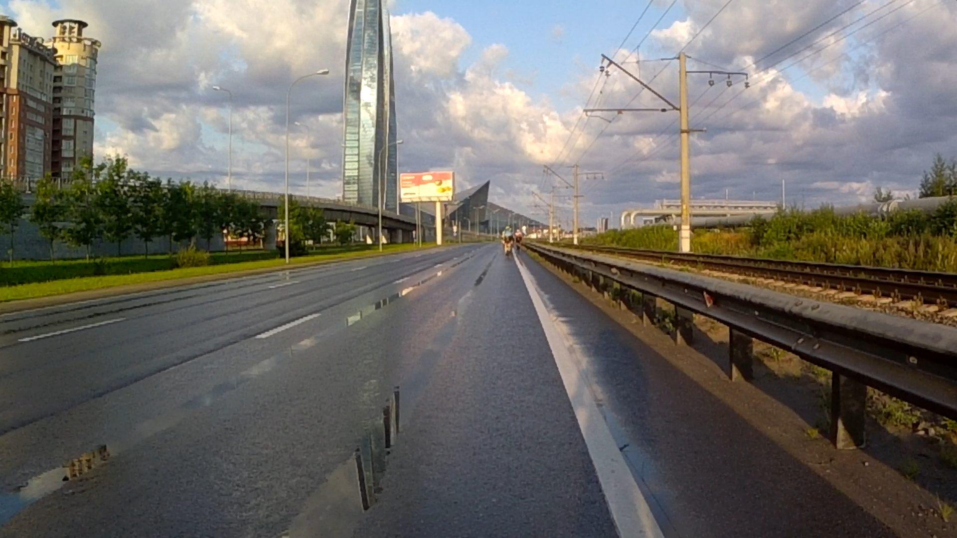 ВОЛ 2020 Приморское шоссе