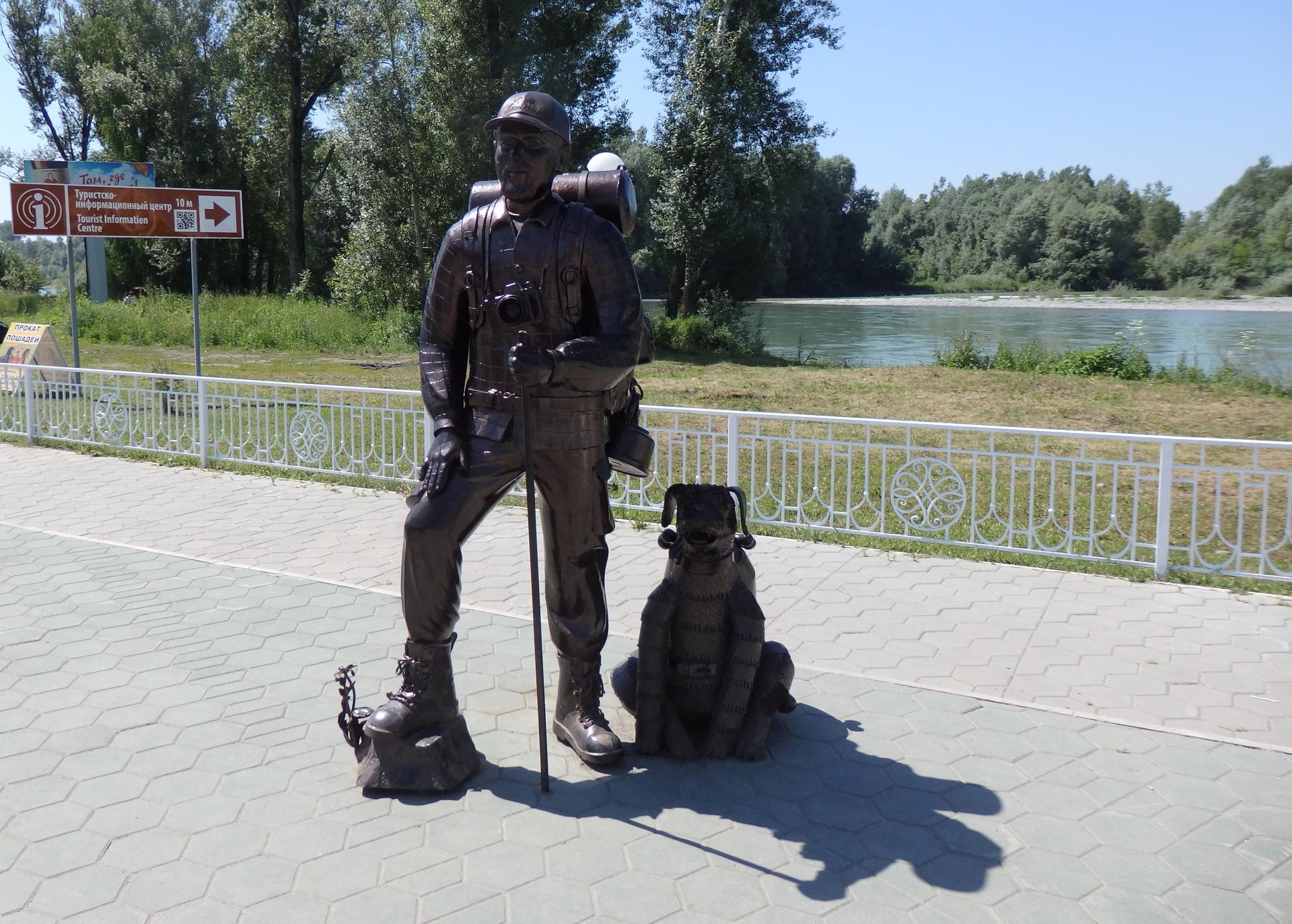 Бревет Чуйский тракт, республика Алтай